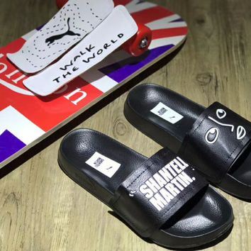 PUMA X SHANTELL MARTIN Joint Removable Upper Slippers