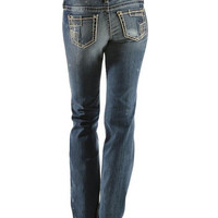 Ariat Amber Patched Up Sunspot Jeans
