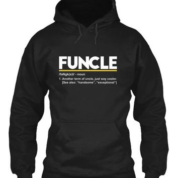 Funcle Definition Funny Gift