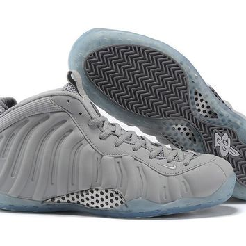 Nike Air Foamposite One Silver Sneaker Size US8-13