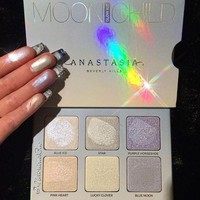 Day-First™ Anastasia GLOW KIT MOONCHILD 6 Colors SUN DIPPED SWEETS+FREE KYLIE DOLCE K