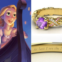 Disney Engagement Rings From Gemvara -- Seen Them Yet?