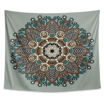 Tapestry Circle Lace