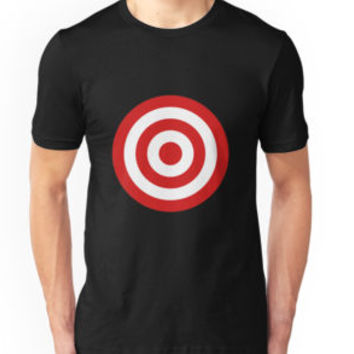 'discs target' Classic T-Shirt by fennyrose202