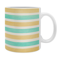 Allyson Johnson Summer Time Stripes Coffee Mug