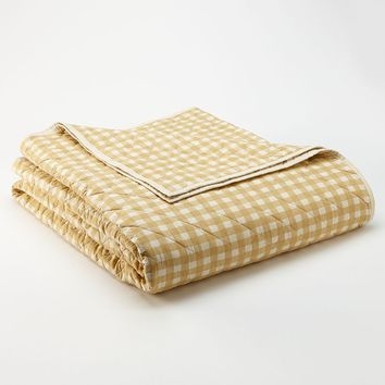 Chaps Home Dylan Coverlet (Yellow)