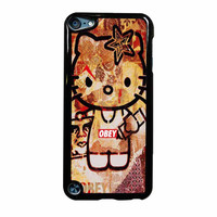 Obey Hello Kitty iPod Touch 5th Generation Case
