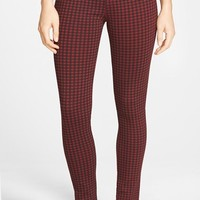 Women's Sanctuary Check Plaid Leggings,