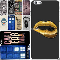 """Phone Case Cover For iPhone 6 6s 4.7"""" New Fashion Fantasy Painted Hard Plastic Back Case Cover Accessory"""
