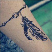 Tattoo temporary, Long lasting tattoo - accessory tattoo, bracelet tattoo