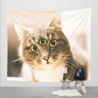 Take me to your leader Wall Tapestry by HappyMelvin
