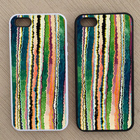Striped Aztec Chevron Tribal Indian Pattern iPhone Case, iPhone 5 Case, iPhone 4S Sase, iPhone 4 Case - SKU: 239