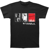 My Chemical Romance 3 Pictures T-shirt - My Chemical Romance - M - Artists/Groups - Rockabilia
