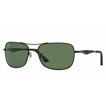 Polarized Sunglasses Ray-Ban RB 3515 006/71 61 17 145 100% Authentic new