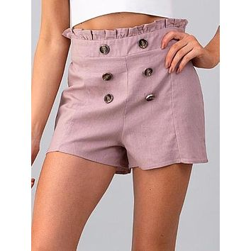 Soul Searching Shorts | Rose