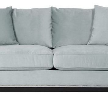 ZGallerie Pauline Sofa + Chaise Set (Bella Pool)