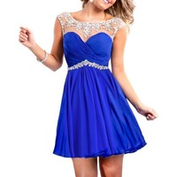 Party Time Dress 6490 Prom Dress - PromDressShop.com