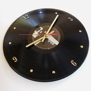 PEARL JAM Record Clock (Ten)