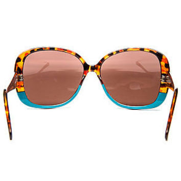 MKL Accessories Sunglasses Island Hopping in Tortoise and Blue