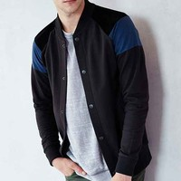 Eleven Paris Krog Bomber Jacket- Black
