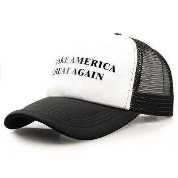 2017 New Fashion Unisex Make America Great Again Letter Print Hats Baseball Cap Men Women Snapback Caps Casquette Gorras 1207#
