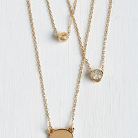 Boho Limitless Luxe Necklace by ModCloth