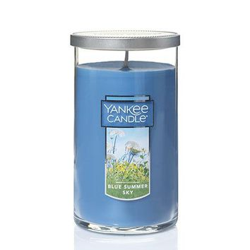 Blue Summer Sky Medium Yankee Candle