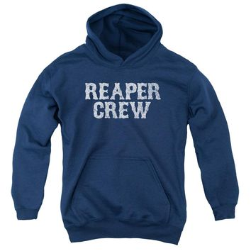 Sons Of Anarchy - Reaper Crew Youth Pull Over Hoodie