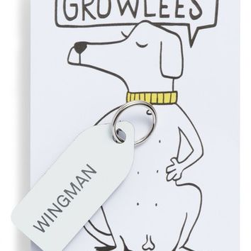 Growlees Wingman Collar Charm | Nordstrom