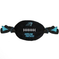 ESB7N7 Carolina Panthers Flattie Crinkle Football