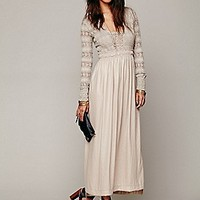 Fair Maiden Maxi Dress