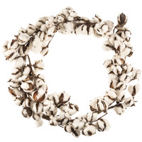 Polyester Cotton Wreath | Hobby Lobby | 1245885