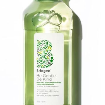 Briogeo Be Gentle, Be Kind Matcha + Apple Replenishing Superfood Shampoo | Nordstrom