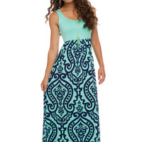 By The Sea Maxi Dress