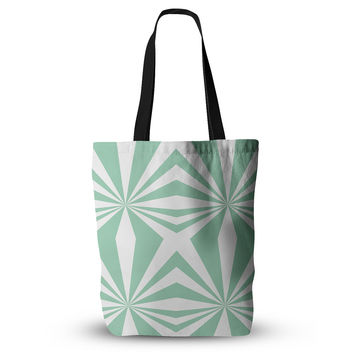 """Project M """"Starburst Mint"""" Everything Tote Bag"""