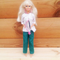 Vintage Dr. Barbie Doll From 1970s