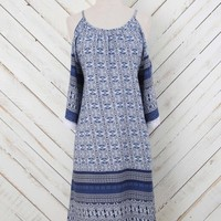 Singing the Blues Dress | Altar'd State