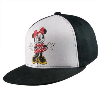 PEAPGQ9 Minnie Mouse - Classic Stance Adjustable Baseball Cap