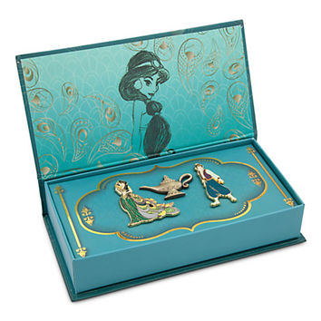 The Art of Jasmine Limited Edition Pin Set