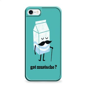 Milk Got Mustache iPhone 6 | iPhone 6S case