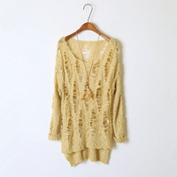 Wild Knit Sweater for Women
