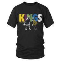 NJ Drive Clothing Kings Bordeaux 7's Tee