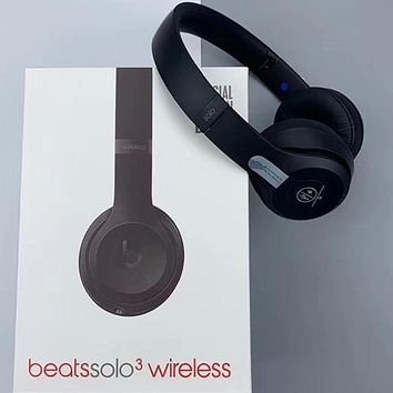 shosouvenir Beats solo3 wireless Headphone wireless bluetooth headset SR
