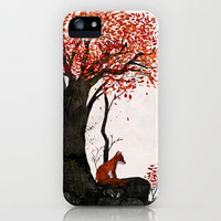 Fantastic Mr. Fox Doesn't Feel So Fantastic Anymore iPhone Case by Gelrev Ongbico | Society6