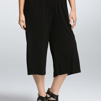 Noir Collection Daytripper Pant - Culotte