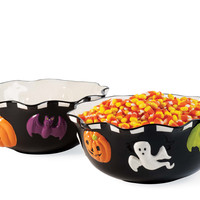Mud Pie-Halloween Bowl