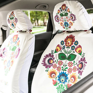 Seat cover We Are Slavic