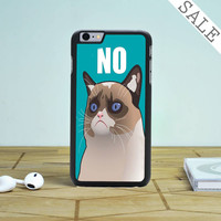 Cactus The Cranky Cat iPhone 6 Plus iPhone 6 Case