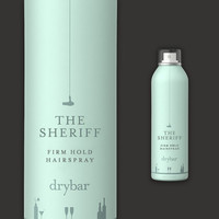 Keep Your Hair in Place with Drybar's Sheriff Firm Hold Hairspray