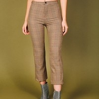 Working Gal Pants (Beige Tan)